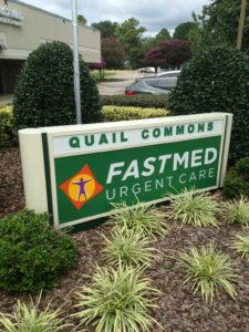 FastMed - Ground Signs