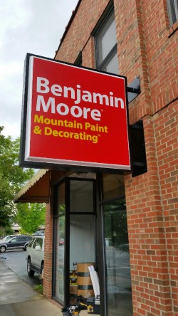Benjamin Moore Mountain Paint and Decorating - Brevard, NC
