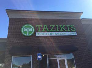 Taziki's Mediterranean Cafe - Kennesaw, GA