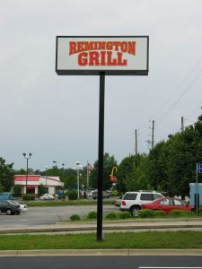 Remington Grill - Restaurant Package 4