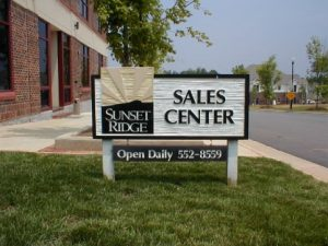 Sunset Ridge Sales Center
